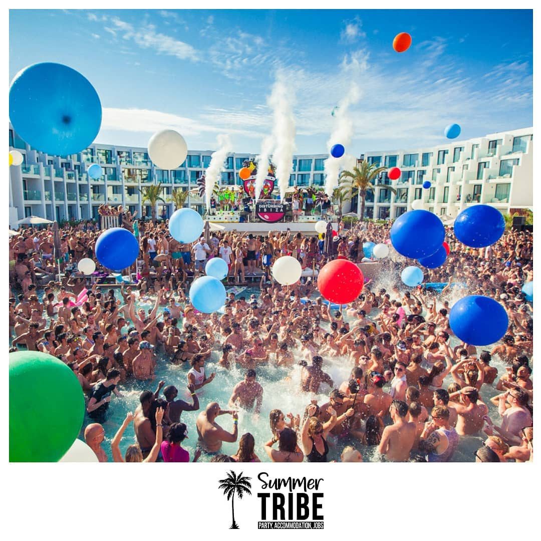 Pool Party Ibiza