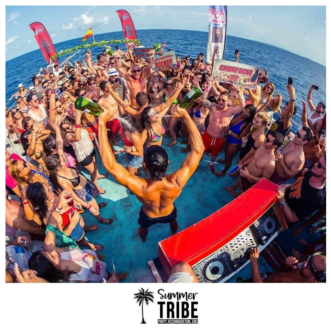 Boat Party Zante